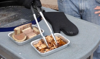 Setting Up Your Grills for Smoking