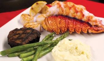 Surf and Turf: A Valentine from your Grill to your Taste Buds